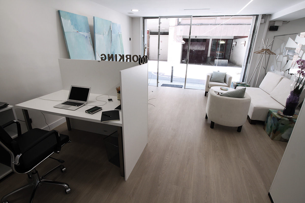 Cwork espacio de coworking y oficinas compartidas en barcelona - Convenio oficinas y despachos barcelona 2017 ...